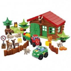 ABRICK la Maison Forestiere