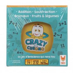 TOPI GAMES Crazy Chrono Faune - Jeux d'ambiance