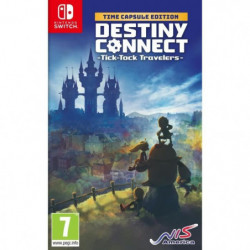 Destiny Connect : Tick-Tock Travelers - Time Capsule Edition
