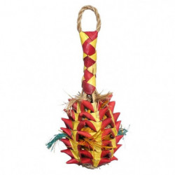 ROSEWOOD Jouet Ananas a farfouiller Woven Wonders - Taille S