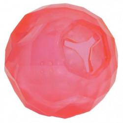 ROSEWOOD Jouet en forme de boule de festin - Rose