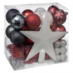 Lot de 44 décorations de Sapin Noël 694531B