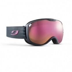 JULBO Masque de Ski Pioneer Bleu et Rose