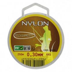 PECH'CONCEPT Nylon Transparent 30/100 250M