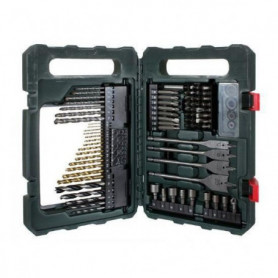METABO Coffret d'accessoires 86 pieces - 14 forets à métaux