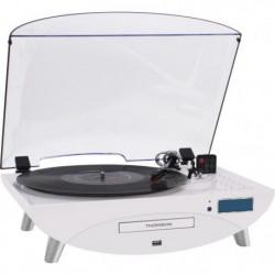 THOMSON TT401CD Tourne Disque 3 Vitesses - Lecteur CD/MP3