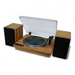 TOSHIBA TY-LP200 Platine vinyle bluetooth + Hauts parleurs