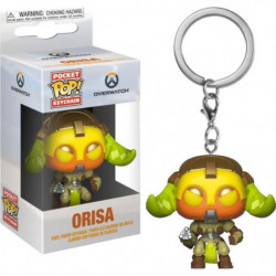 Porte-clés Funko Pocket Pop! Games: Overwatch: Orisa