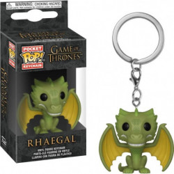 Porte-clés Funko Pocket Pop! Game Of Thrones S10 - Rhaegal