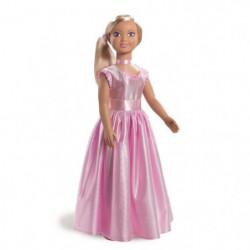 ARIAS Lisa 87 cm - Robe de princesse rose