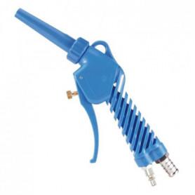 MECAFER Pistolet de lavage air comprimé air/eau