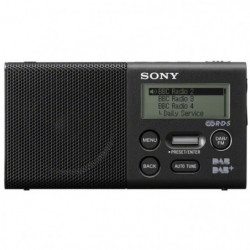 SONY XDRP1DBPB Radio numérique - DAB/DAB +/ FM VISUAL2DIN