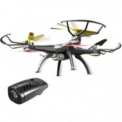 FLYBOTIC - Spy Racer - Drone Radiocommandé Enfant 38 cm