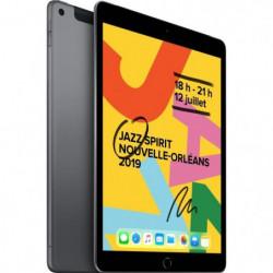 "iPad 7 10,2"" Retina 32Go WiFi + Cellular - Gris Sidéral"