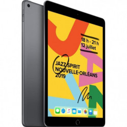 "iPad 7 10,2"" Retina 32Go WiFi - Gris Sidéral"