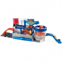 HOT WHEELS - City - Station de Lavage - 4 ans et +