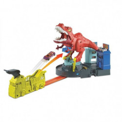 HOT WHEELS - City - T-Rex en Furie - 5 ans et +