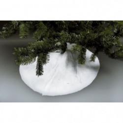 Robe de sapin neige en mousse en polyester - Ø 90 cm