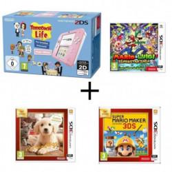Nintendo 2DS Tomodachi Life + Mario & Luigi