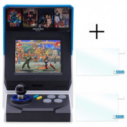 Console Neo Geo Mini + Protection écran