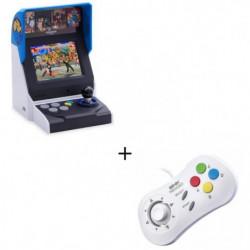 Console Neo Geo Mini + Manette Blanche