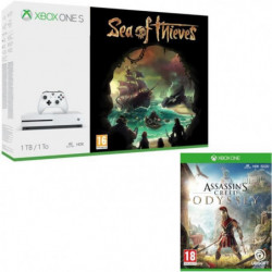 Xbox One S 1 To Sea of Thieves + Assassin's Creed Odyssey