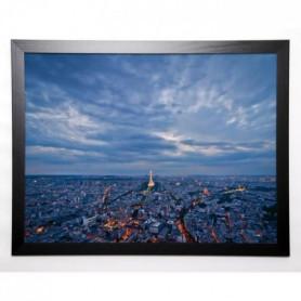 ROS VINCENT Image encadrée Ciel de Paris 57x77 cm