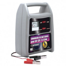 CHARGEUR BATTERIE 6/12V-8A