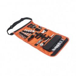 MANUPRO Set d'outillage mécanique auto - 41 accessoires