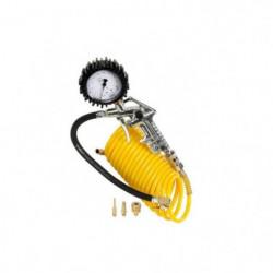 MICHELIN Kit 5 accessoires pneumatiquesTuyau 5m + Poignée