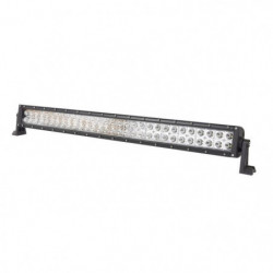 AUTOBEST Barre LED 4x4 - 60 leds 180W - 11700 lumens - 80 cm