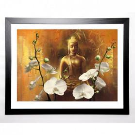 WU Image encadrée Samadhi I 67x87 cm