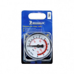 MICHELIN Manometre diametre 50 -   1/4 M