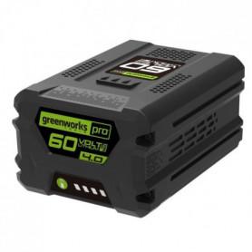 GREENWORKS TOOLS Batterie Li-Ion - 60 V - 4 Ah