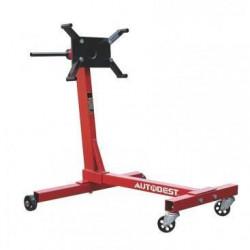 AUTOBEST Support Moteur en I Roulant 450 kg