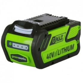 GREENWORKS TOOLS Batterie Li-Ion - 40 V - 4 Ah