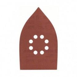 BOSCH Accessoires - feuilles abrasifs. multi auto -agrippant 113929