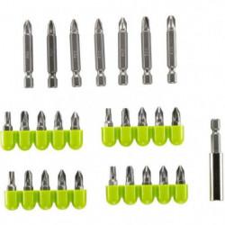 RYOBI Blister 28 accessoires de vissage