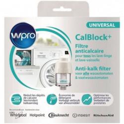 WPRO CAL100 Filtre anti-calcaire lave-linge et lave-vaisselle