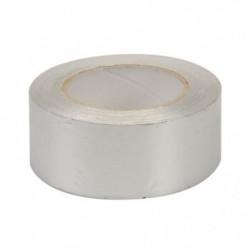 SILVERLINE Ruban adhésif aluminium 50mm - 190288 - Argent