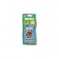 FORTNITE TC Blister 6 pochettes + 1 carte édition limitée