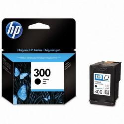 HP 300 Pack de 1 ,cartouche d'encre d'origine noire authentique