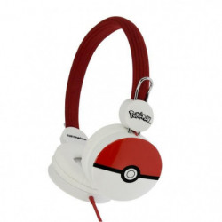 POKEMON Casque Audio Enfant Kidsafe