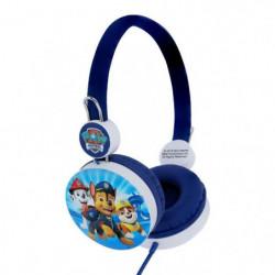 PAT PATROUILLE Casque Audio Enfant Kidsafe