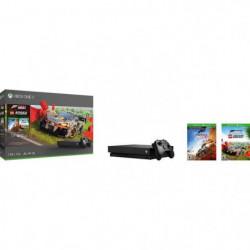 Xbox One X 1 To + Forza Horizon 4 + DLC LEGO + 1 mois d'essai au