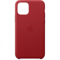 APPLE Coque Cuir (PRODUCT)Red pour iPhone 11 Pro