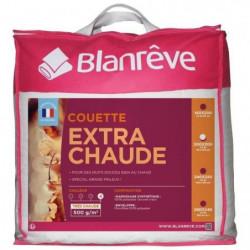BLANREVE Couette extra chaude en microfibre - 200 x 200 cm