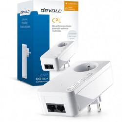 DEVOLO CPL 8120 dLan 1000duo+ Blanc