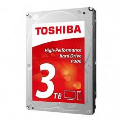 "TOSHIBA - Disque dur Interne - P300 - 3To - 7 200 tr/min - 3.5"""