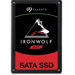 SEAGATE IronWolf 110 SSD 3840Go SATA 6Gb/s 3D TLC  + 2 Ans Rescue